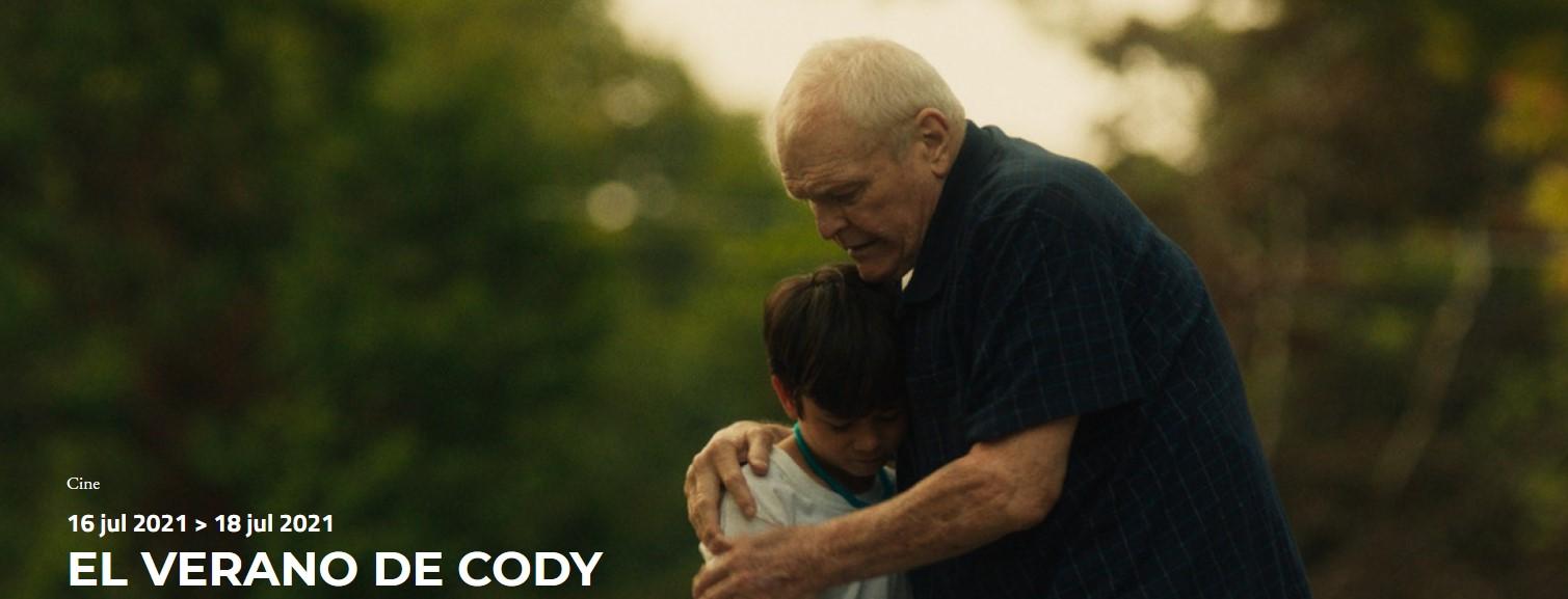 Cine TEA: El verano de Cody