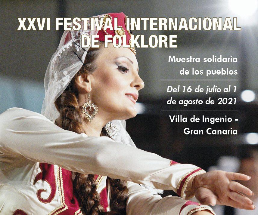 Abierta la matrícula del VIII Campus de Etnografía y Folclore del Festival Internacional de Ingenio