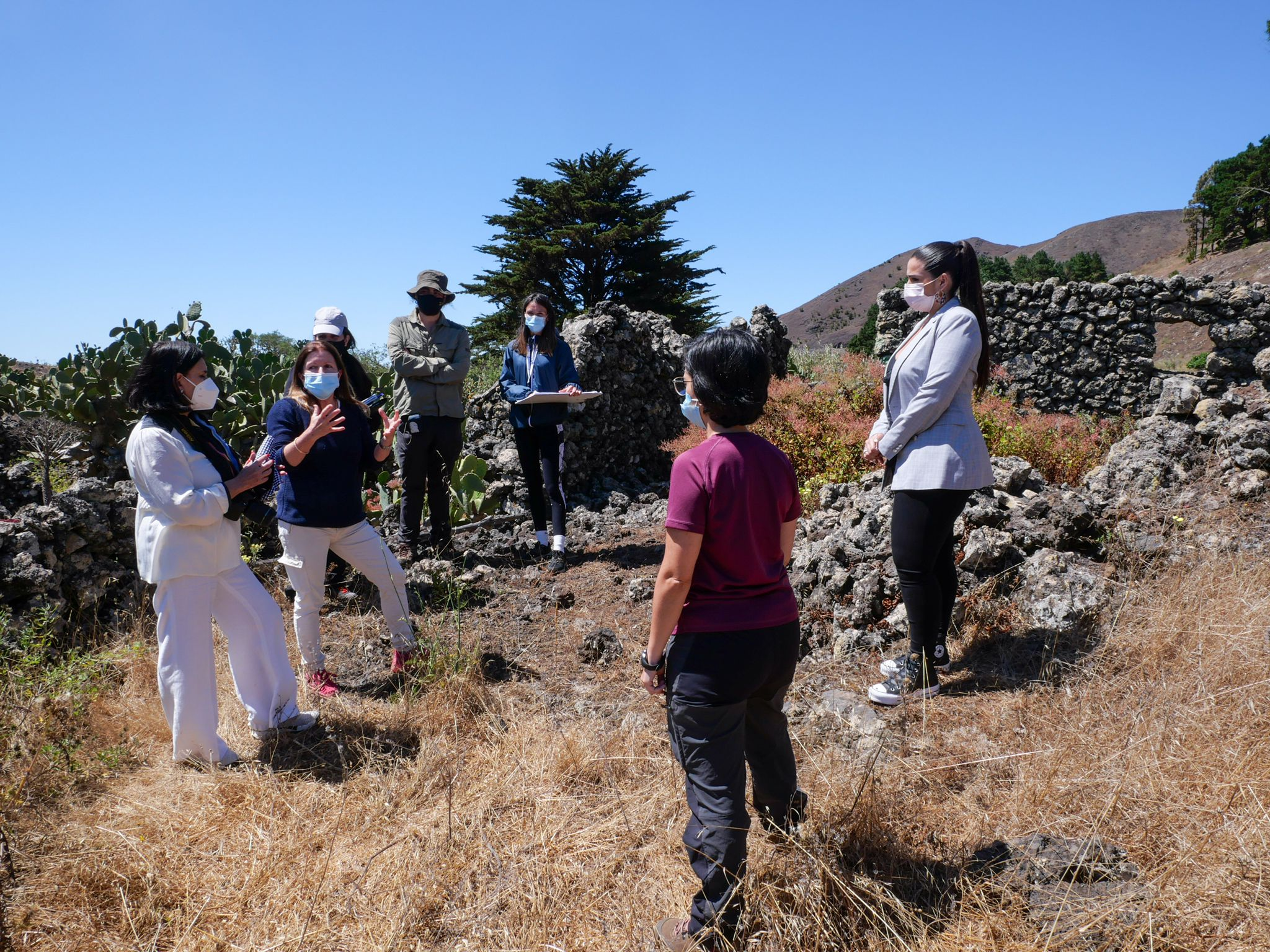 El Gobierno actualiza el inventario etnográfico y arqueológico de El Hierro