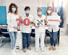 El Hierro, primer Área de Salud en alcanzar la inmunización contra la COVID-19 del 70% de su población diana