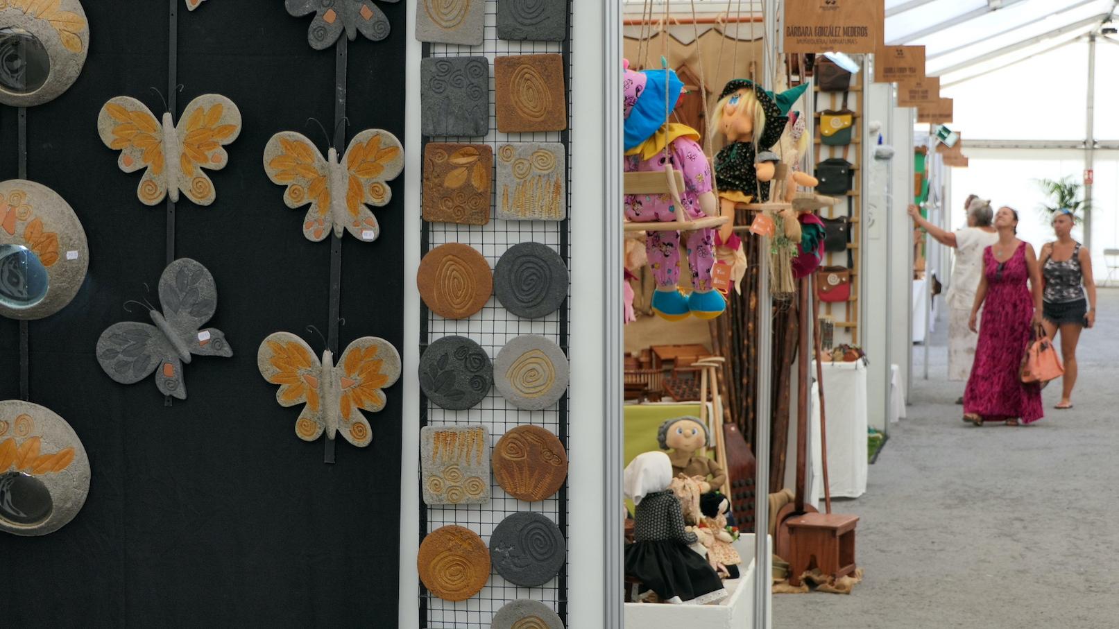 Abierto el plazo para participar en la 32 edición de la Feria de Artesanía de Mancha Blanca