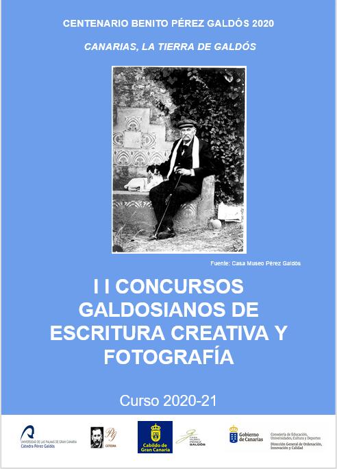 Ainara Suárez, Tiara Lomba y Hannah de La Vega, ganadoras de los Concursos Galdosianos de Escritura y Fotografía