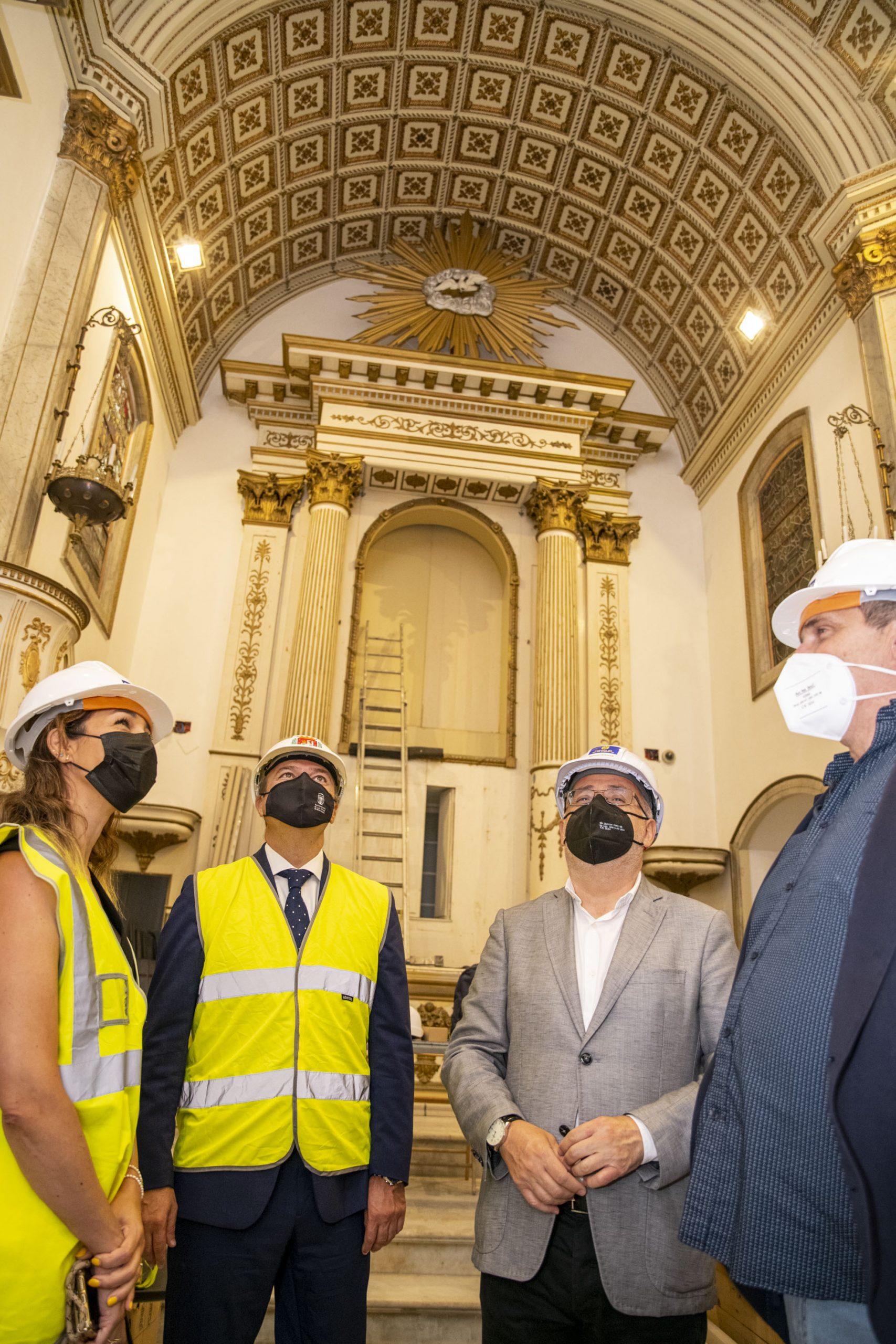 Cabildo y ayuntamiento capitalino ultiman los detalles técnicos del acondicionamiento exterior del futuro MUBEA Gran Canaria, Museo de Bellas Artes