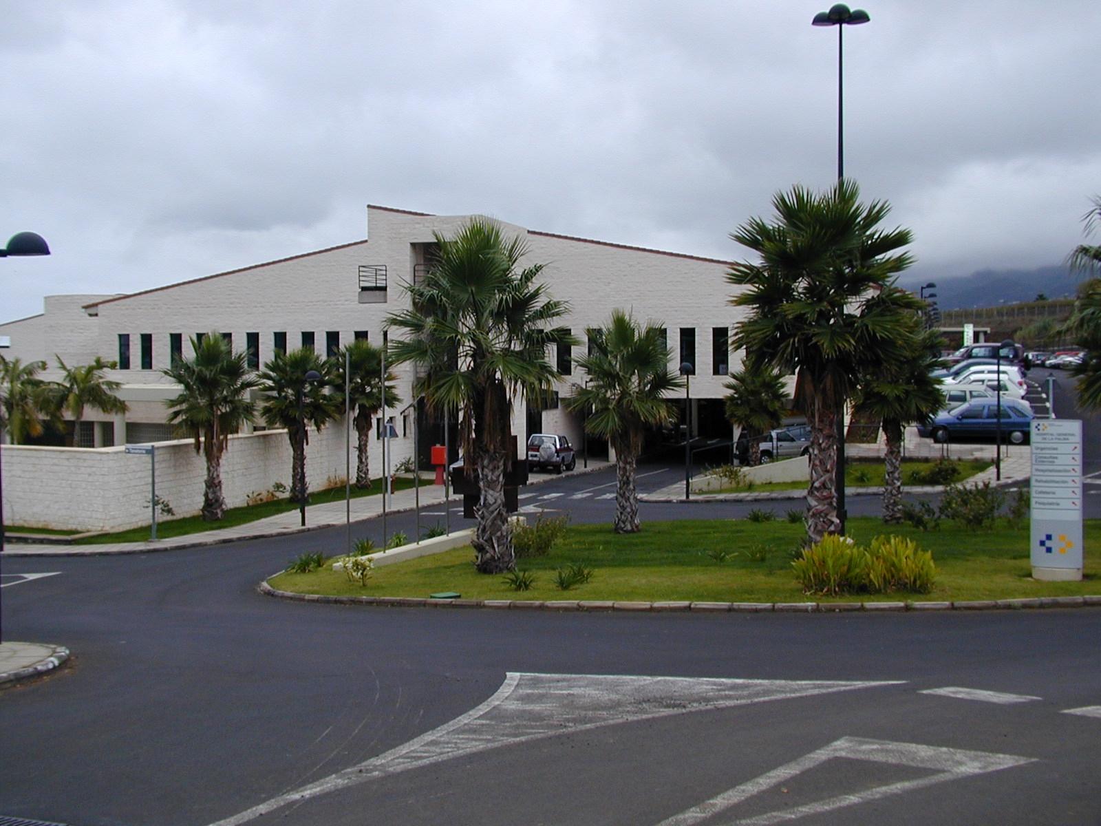 El Hospital General de La Palma activa el Plan de Contingencia contra la COVID-19