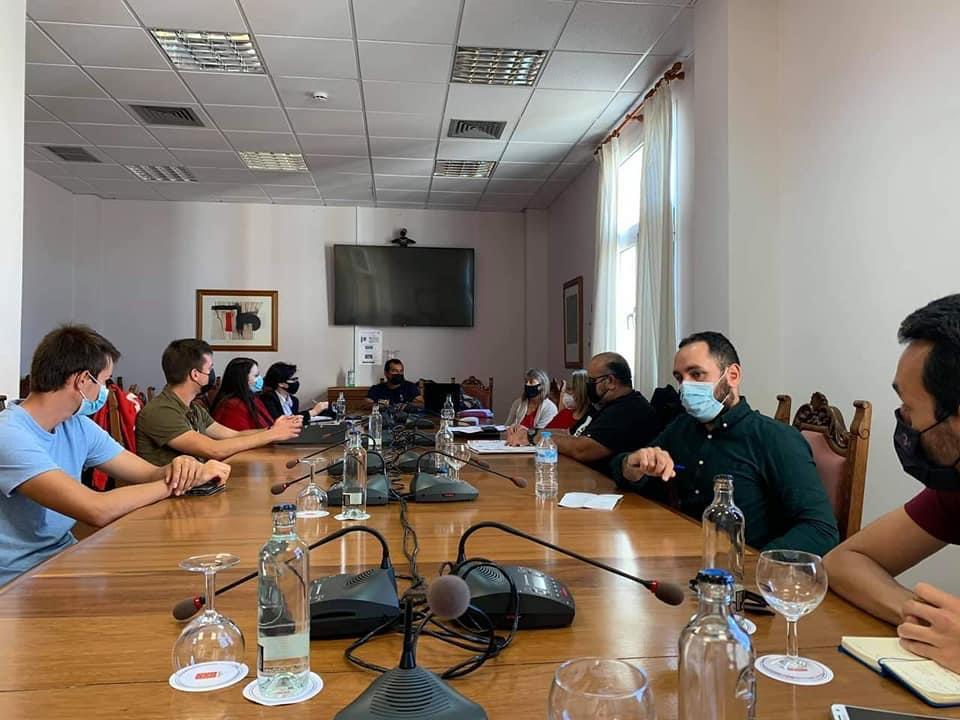 El Cabildo crea por primera vez un órgano de participación juvenil en Lanzarote