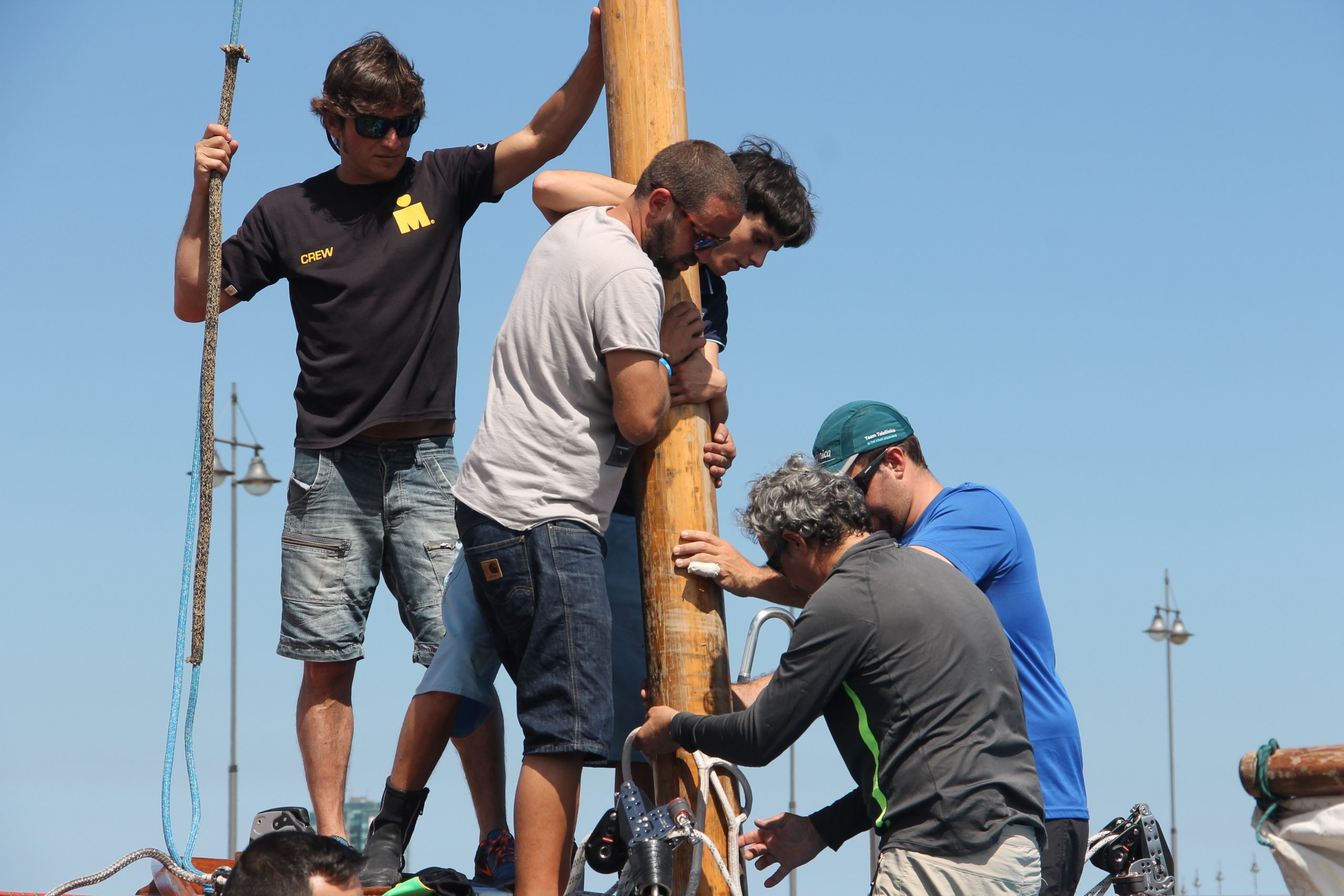 Doble jornada de la Liga Insular barquillos de 8,55 metros para el fin de semana