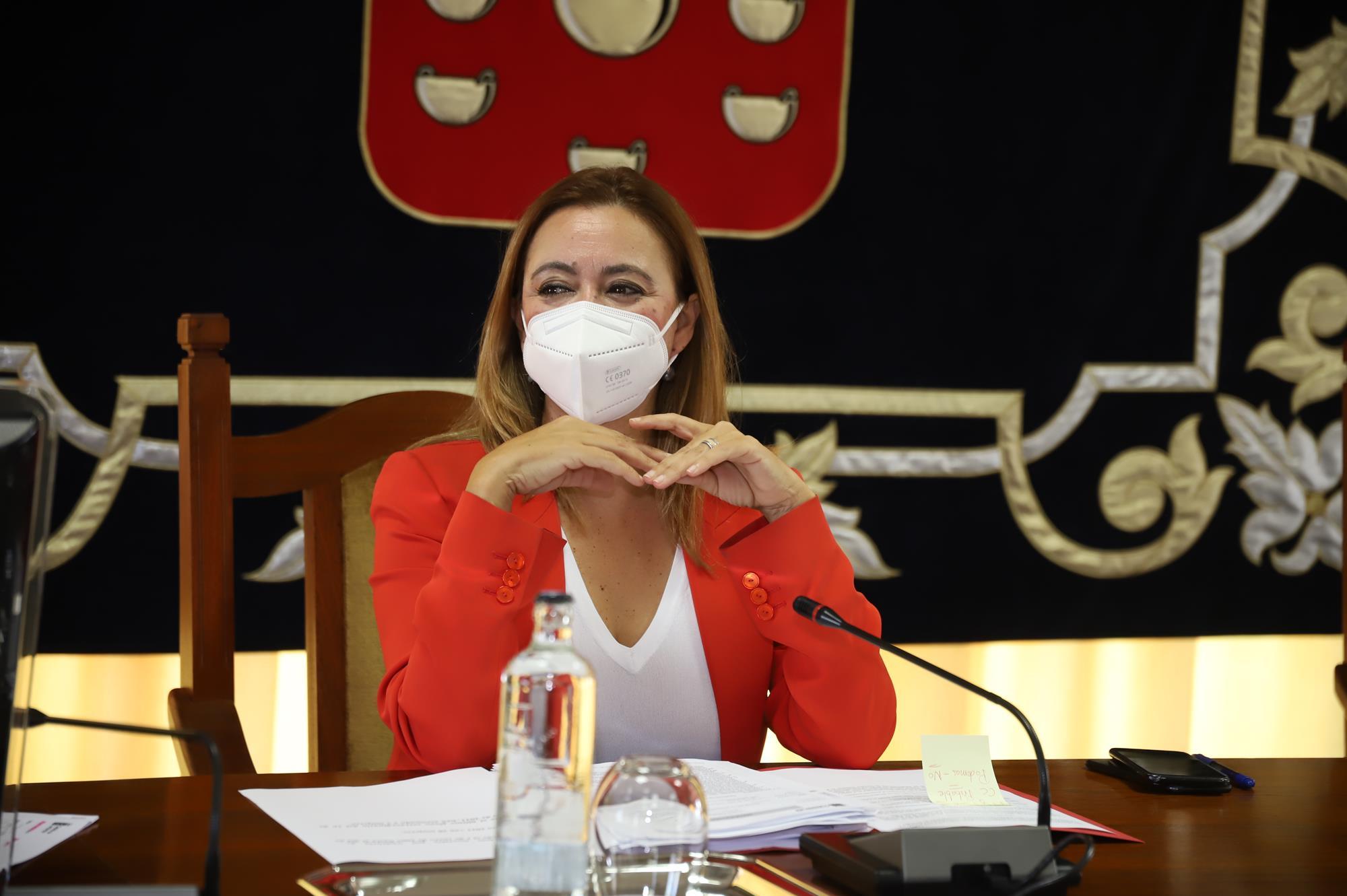 El Pleno del Cabildo aprueba una subvención nominada de 350.000 euros al Ayuntamiento de Arrecife para dotar de sombra a los parques infantiles