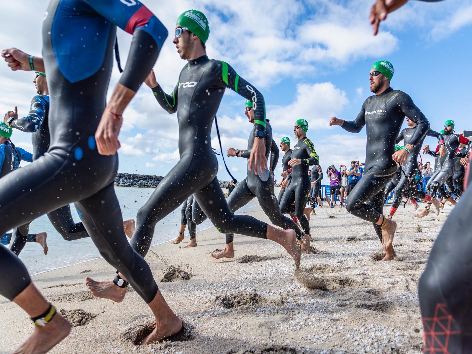 El jueves se presenta la Ocean Lava Puerto del Rosario – Triathlon Fuerteventura