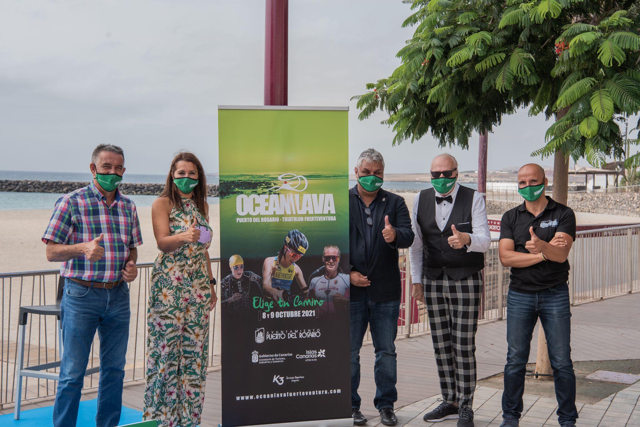 Ocean Lava Puerto del Rosario – Triathlon Fuerteventura regresa al calendario deportivo