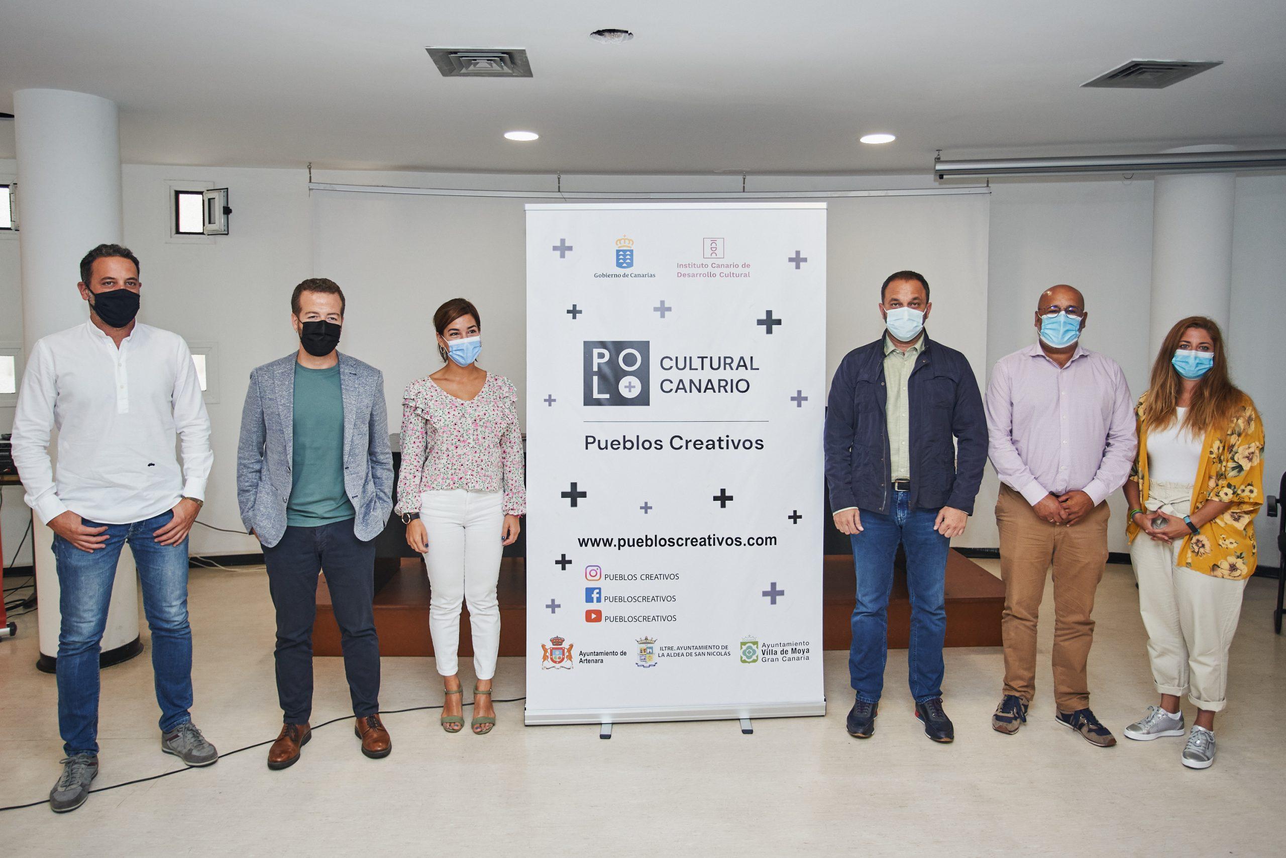 'Pueblos creativos', nuevo programa para impulsar la cultura en los municipios rurales