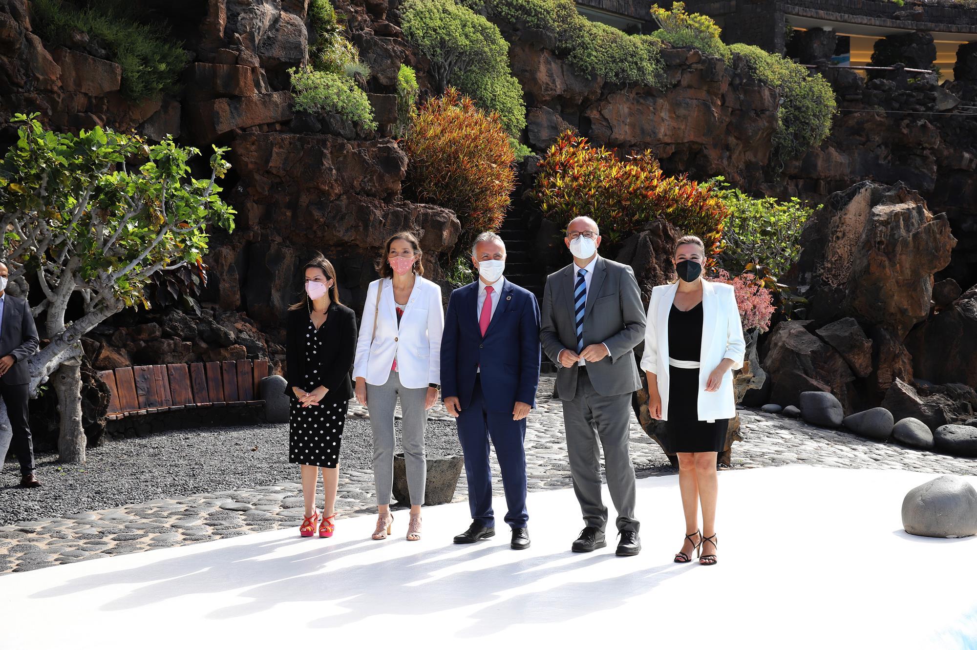 Lanzarote recibirá más de 1,6 millones de euros para la puesta en marcha del primer Plan de Sostenibilidad Turística de la Isla
