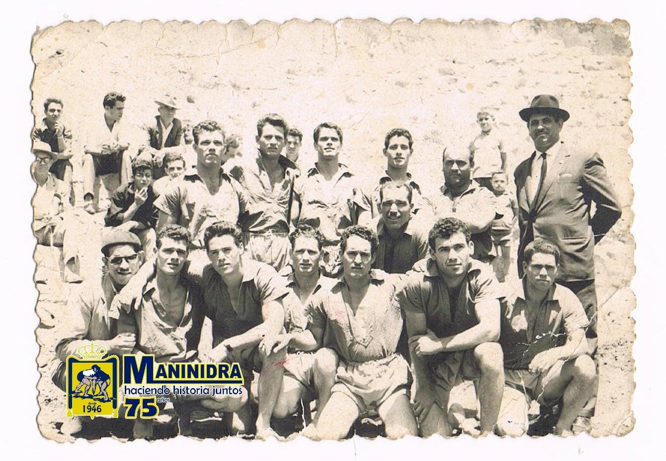 Los 75 años del club de lucha Maninidra clausuran el VIII Campus de Etnografía y Folclore de Ingenio