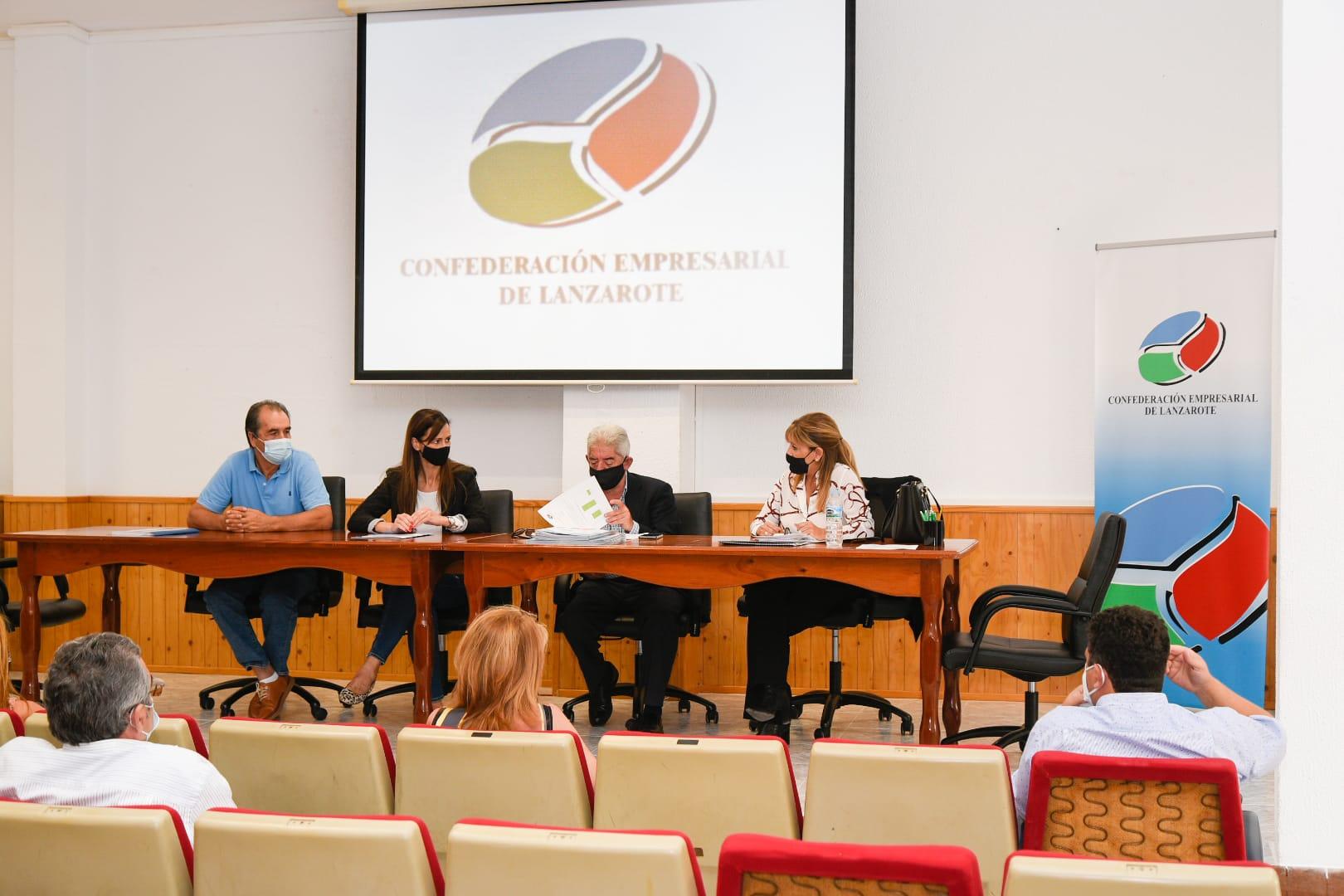 La CEL pide al Cabildo un encuentro para conocer las inversiones y ayudas para reactivar la economía en 2021