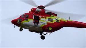 El GES rescata a una mujer herida moderada tras sufrir una caída en una zona de difícil acceso en Lanzarote
