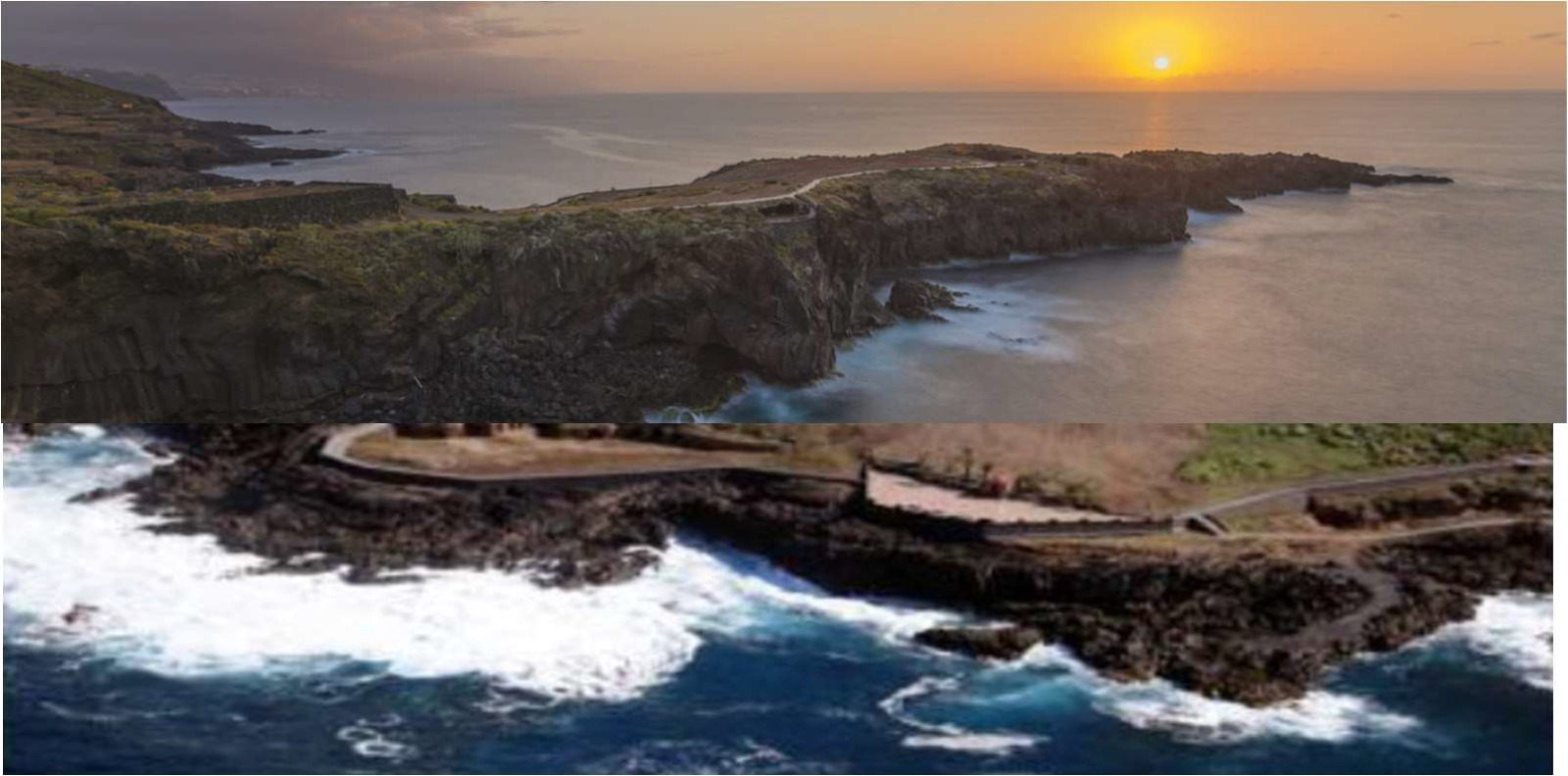 Turismo de Canarias financia la adecuación de la zona de ocio de Costa Rojas con nuevo solárium y acceso al mar