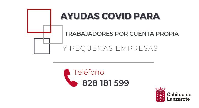 Ayudas Covid para trabajadores por cuenta propia y pequeñas empresas