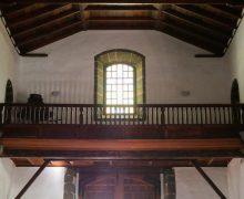 Patrimonio Cultural restaura el coro alto de la Iglesia de Ntra. Sra. de la Candelaria en El Hierro