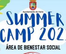 Summer Camp 2021, en Haría