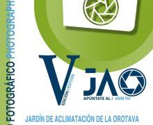 El Gobierno canario convoca una nueva edición del Concurso Fotográfico del Jardín Botánico 'Apúntate al JAO'