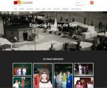 Memoria de Lanzarote ofrece las imágenes más antiguas filmadas en la isla