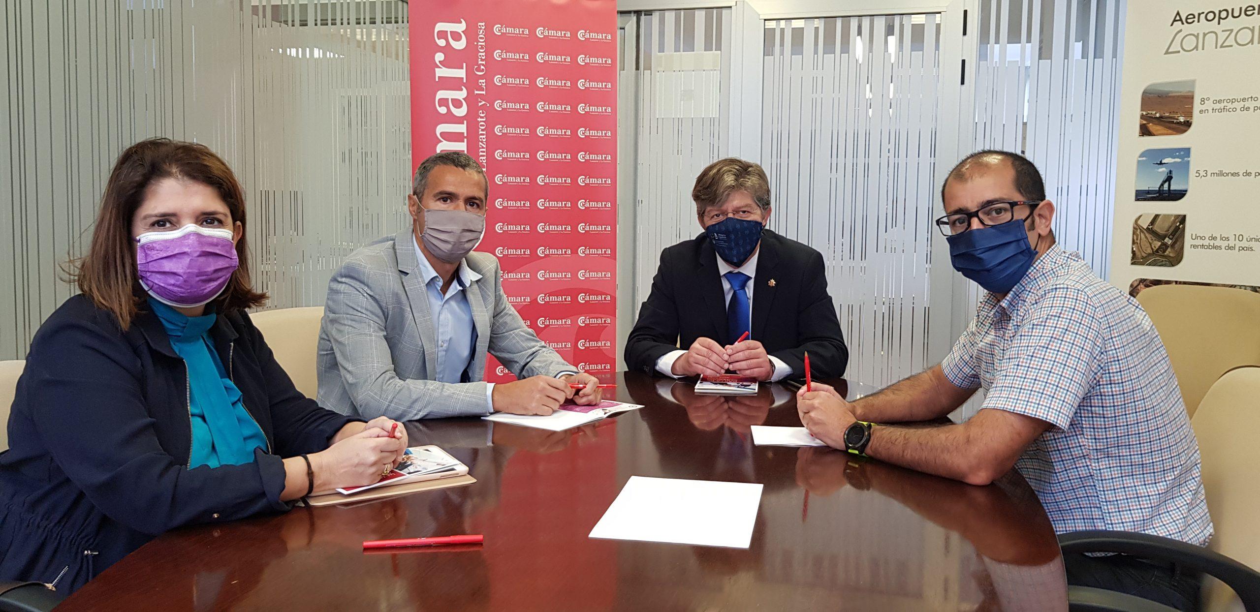 Yaiza también se une a la reivindicación de que el Contencioso Administrativo se desplace a Lanzarote