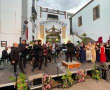 El Festival de Música Española y Zarzuela La Palma cerró su séptima edición en la Plaza de España de Santa Cruz de La Palma