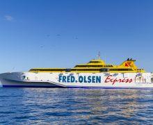 Fred. Olsen Express refuerza sus conexiones con La Palma durante la próxima semana