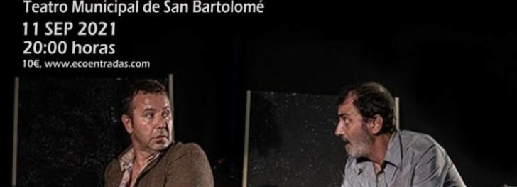 """Teatro """"Estreno Pendiente"""" en San Bartolomé"""