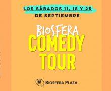 Arte, música y mucho flow, protagonizan el mes de septiembre en Biosfera Plaza