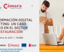 Curso Online:  Transformación Digital y Marketing: Un caso práctico en el sector de la restauración  | Oficina Acelera Pyme