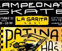 El Ayuntamiento dará continuidad a la Skuela Skate Haría con el Campeonato de Skate La Garita 2021