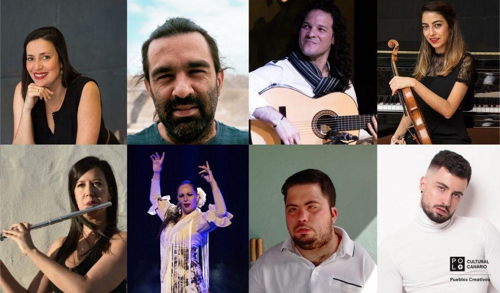 Moda, música y literatura protagonizan nuevas acciones de 'Pueblos Creativos'