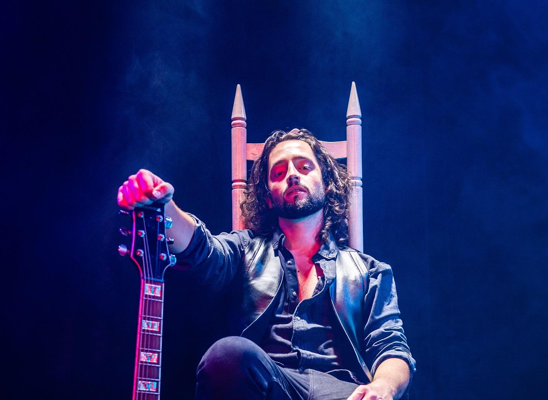 El guitarrista Cristian de Moret ofrecerá un concierto en el Teatro El Salinero este sábado 25 de septiembre