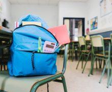 Educación suspende las clases en los centros educativos de El Paso, Los Llanos y Tazacorte