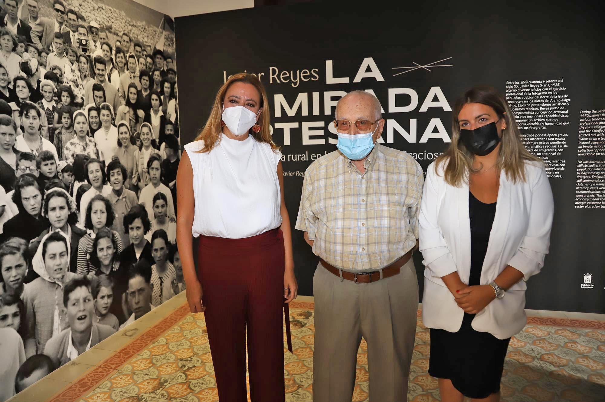 El Cabildo pone en valor el pasado de Lanzarote de la mano de Javier Reyes