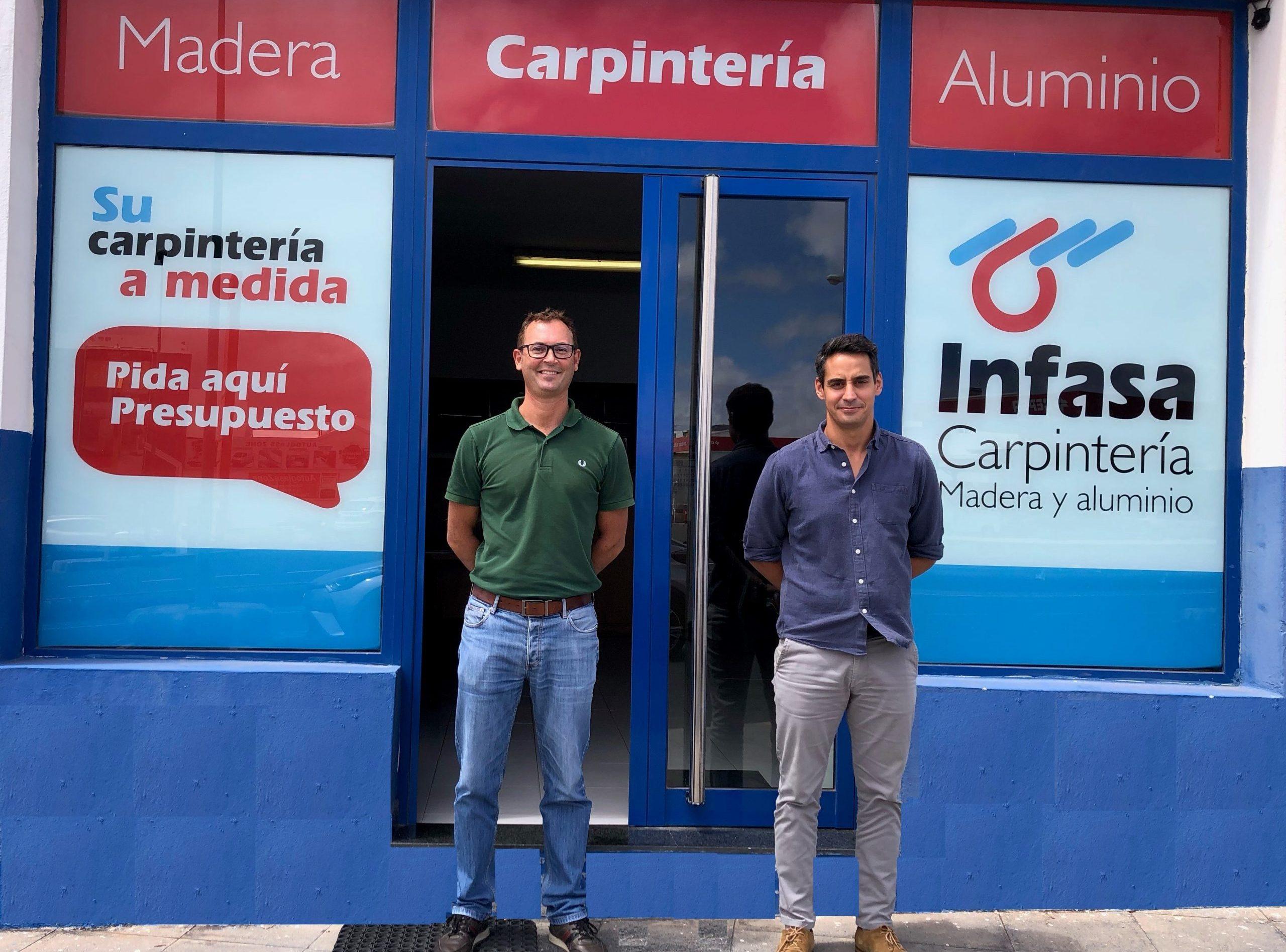 La innovación en una carpintería de Lanzarote permite digitalizar el proceso de corte de la mano de la Red CIDE