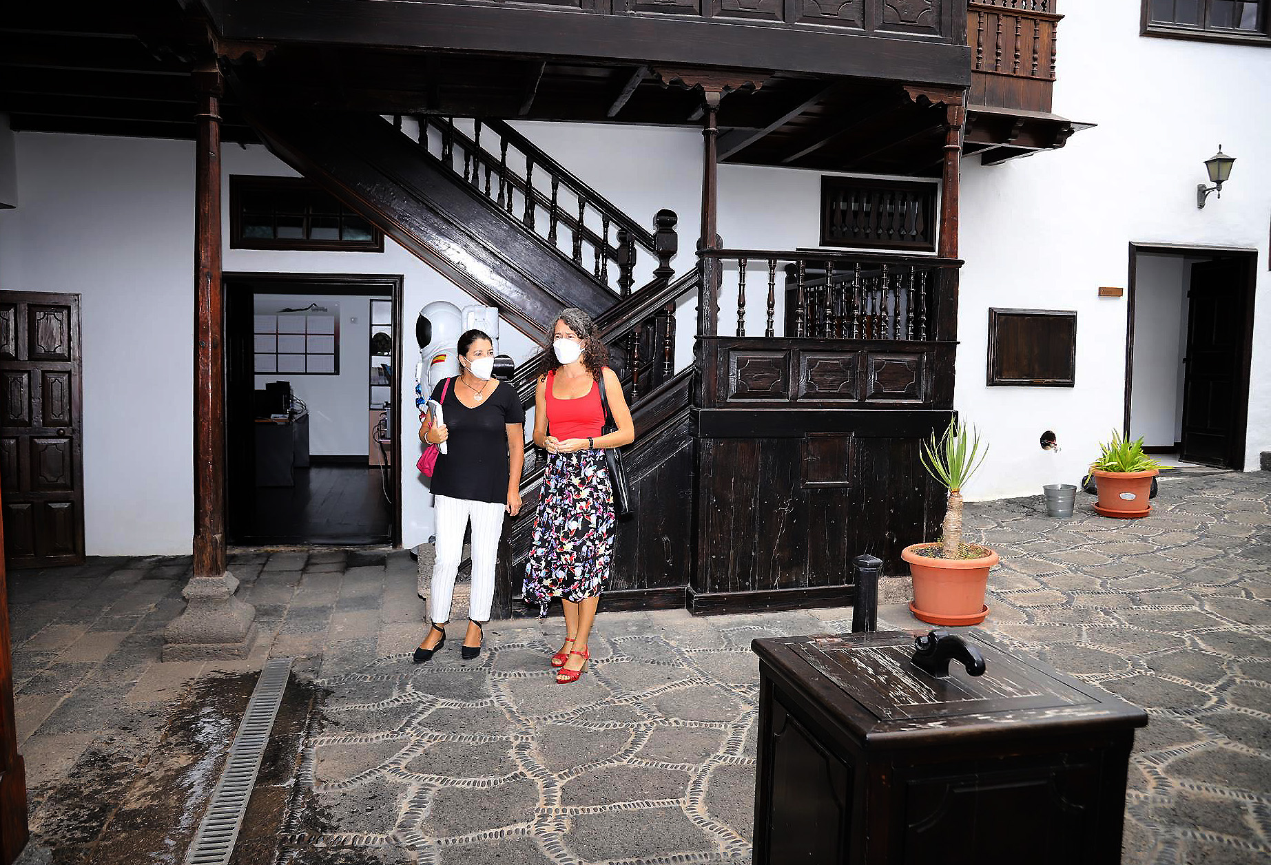 La Casa de los Arroyo acoge la nueva sede de la Reserva de la Biosfera y Geoparque UNESCO Lanzarote