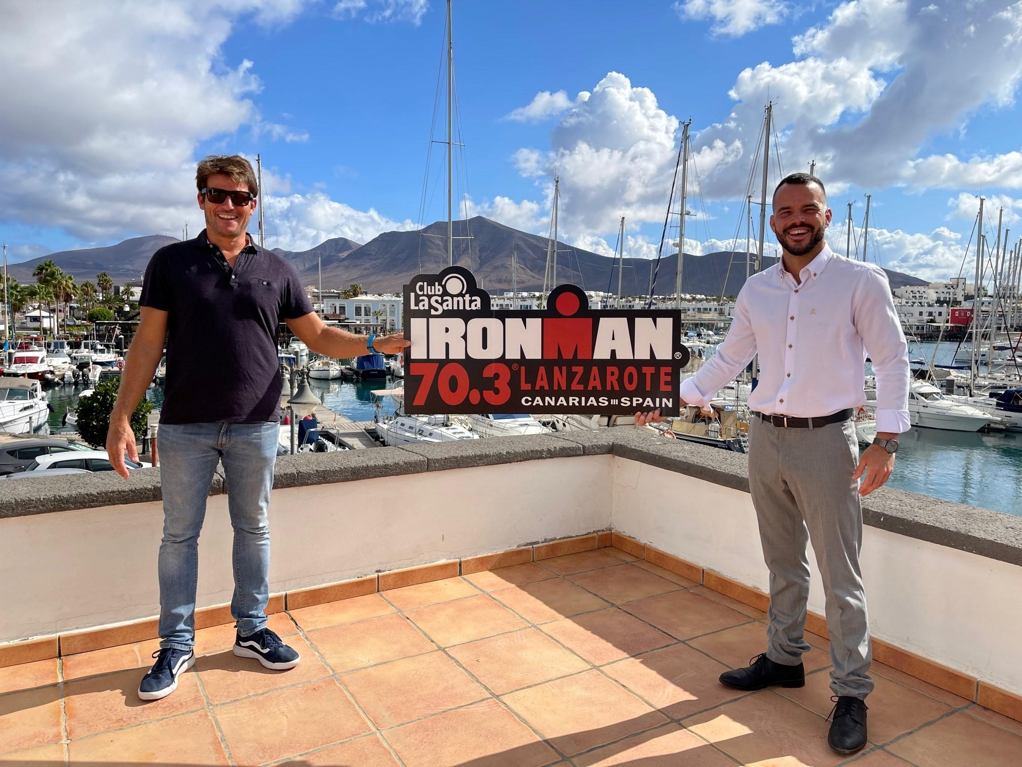 Marina Rubicón colaborará con Club La Santa como punto de salida del IRONMAN 70.3 Lanzarote