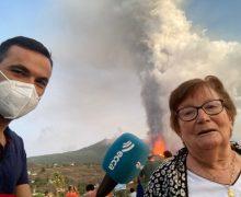 El alumnado afectado por el volcán de La Palma dispondrá de una beca completa