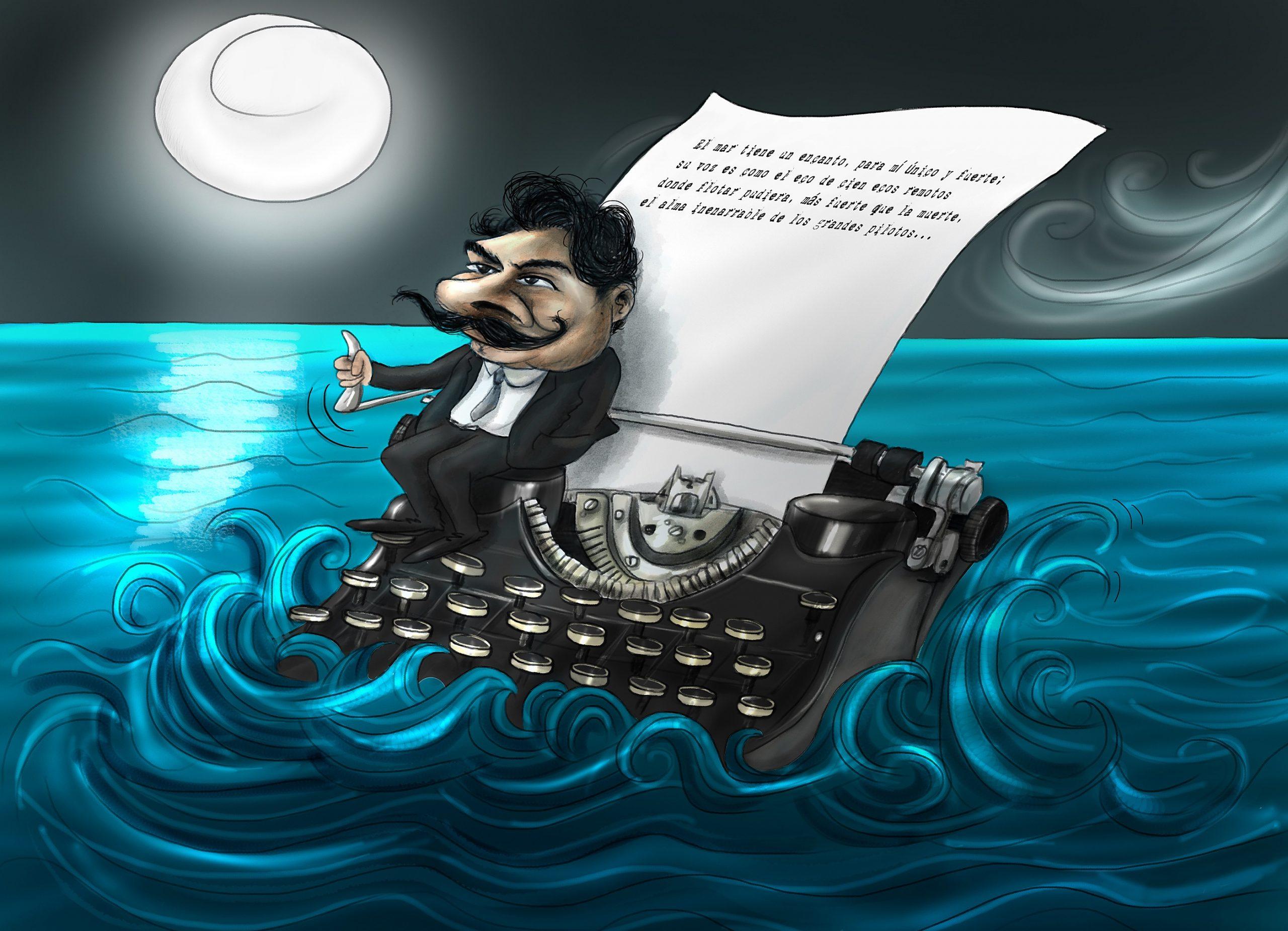 Marvin Figueroa y Miguel Domingo Martín ganan el Concurso Internacional de Caricaturas y Humor Gráfico de Tomás Morales