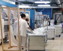 Sanidad adquiere un sistema de lavado de última generación para la lavandería centralizada