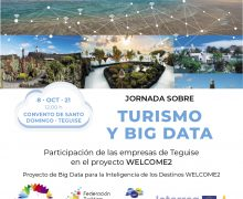 Teguise organiza una jornada profesional sobre turismo y big data