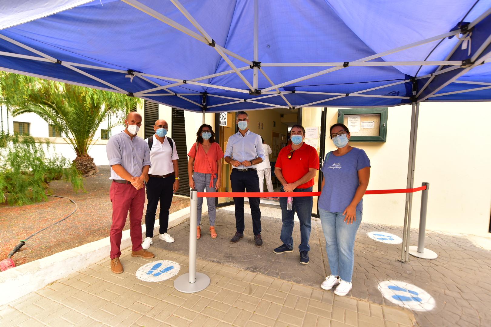 San Bartolomé aprueba  la Ordenanza Municipal de Construcción del nuevo Centro de Salud de Playa Honda