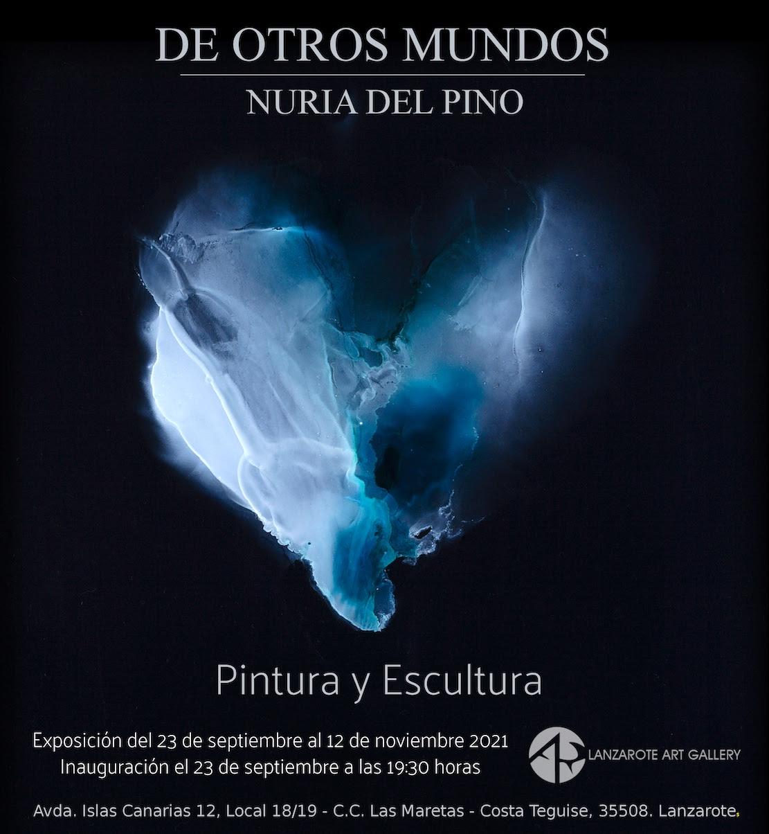 "Lanzarote Art Gallery by Eduardo Fariña Art Collector presenta ""De otros mundos"""