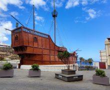 El Ayuntamiento de Santa Cruz de La Palma inicia el procedimiento para reabrir el Museo Naval Barco de la Virgen