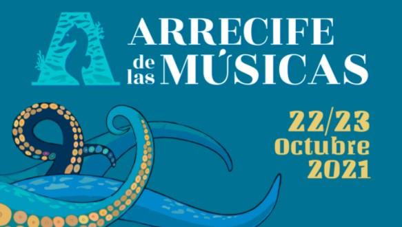 """""""Arrecife de las músicas"""", en el Islote de la Fermina"""