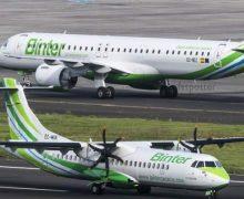 Binter mantiene paralizados los vuelos hacia la Palma hasta el sábado 9