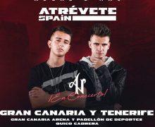 Ya está todo preparado para que Tenerife y Gran Canaria vibren con los conciertos de Adexe