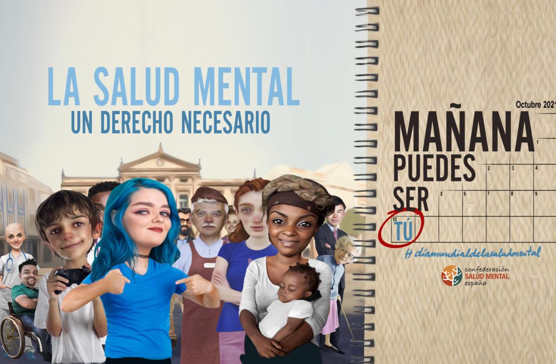 Sanidad se suma a la conmemoración del Día Mundial de la Salud Mental