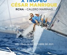 """X Trofeo César Manrique – RCNA – Calero Marinas"""